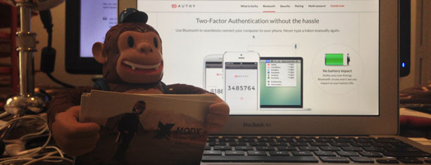 Freddy meets Authy, keeping MODX email safe.